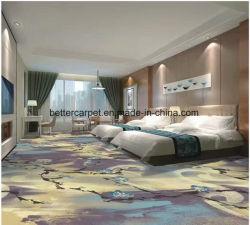 고급 호텔을%s 양탄자를 인쇄하는 명예 VIP 룸에 의하여 이용되는 나일론