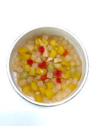 Cocktail de 425g en conserve de fruits au sirop