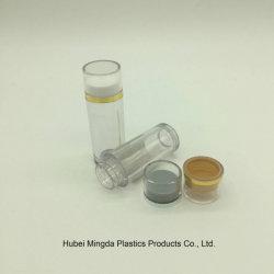 Contenitore Per Imballaggio Piccolo 10ml Mini Flacone In Plastica Pet Hdpe Con Tappo Doppio