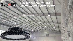На заводе изготовителя горячая продажа LED Bay Projecteurs типа UFO 240 Вт светодиод высокой отсека замены традиционных ламп освещения