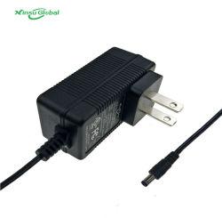 Ons stoppen 10V 1A Erkend FCC van de Adapter UL van de Macht