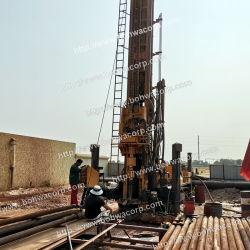 De hydraulische Installatie van de Boring van de Put van het Water van de Mijnbouw van de Basis van het Kruippakje/van de Vrachtwagen/Techniek/de Kern van de Diamant/de Boring van het Boorgat/de Installatie van de Boring met de Hoogste Boring van de Aandrijving Rotary/DTH/Mud