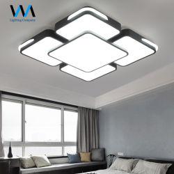 La Plaza de acrílico hogar creativa Lámpara de techo LED de gama alta.