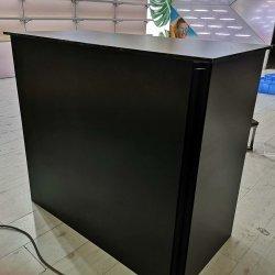 Contador de mostrador de matriz de Exposições Portátil / painel de exibição dobrável
