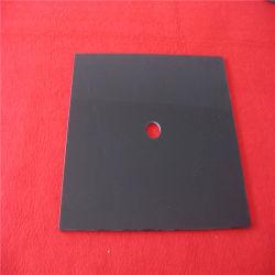 Zwarte Keramische Glasplaat Voor Magnetronlade