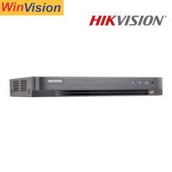 TurboHD kabeltelevisie van Hikvision DVR ds-7208hqhi-K1 1HDD 8 Channel H. 265 5 in 1 Netwerk DVR van de Veiligheid