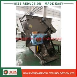 Goma de Plástico Papel Madera Maquinaria de trituración trituradora de desechos de metal