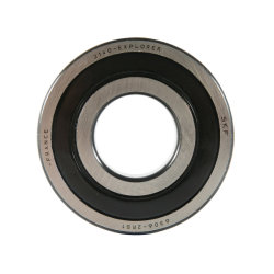 Roulement à billes à gorge profonde miniaturepour porte coulissante Fenêtre / / Meubles / 6200-2Z/2RS/Open 10x30x9mm / Chine / Chine usine du fabricant