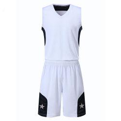 كلّيّا تصديد عادة سريعة جافّ بوليستر فريق كرة سلّة رياضة لباس