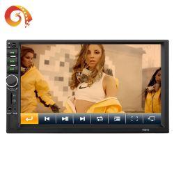 Reproductor de DVD de coche Bluetooth con pantalla táctil Full HD de salida de la música y vídeo