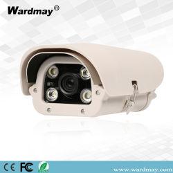 Veículo impermeável IP66 Câmara IP LPR 2,0MP (objectiva varifocal de 5-50 mm com aquecedor e ventilador)