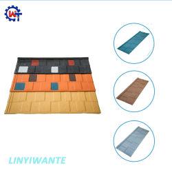 Matériau du toit de tuiles de bardeaux de métal Ware chambre au Brésil