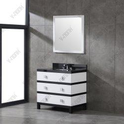 Reeksen van de Ijdelheid van het Kabinet van het Bad van de Grootte van de Stijl van de luxe de Moderne Kleine met Spiegel