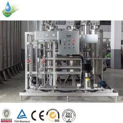天然水のプラント費用を飲むCe/Reverseの浸透の飲料水の処置の化学薬品システムか飲料水の処置はまたはシステムか処理を浄化する