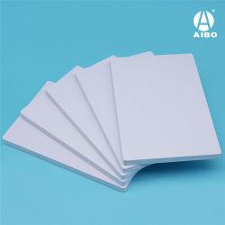 印のボードプラスチック白く堅いPVCシートの広告