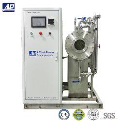 10g/h a 50kg/h, sistema de generación de Ozono para tratamiento de agua
