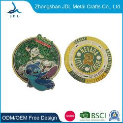 Plus récent de promotion de l'Australie Customed populaire Métal 3D les axes de l'étiquette/Badge (413)