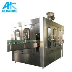 يشبع آليّة [غلسّ بوتّل] مصنع جعة جعة حشوة سدّ يملأ يعبر تجهيز [مونوبلوك] آلة معدّ آليّ [برودوكأيشن لين] معمل