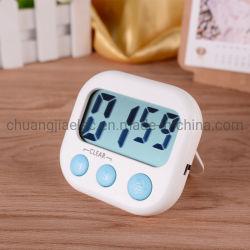 Minuteur numérique avec alarme bruyante et l'aimant pour la maison