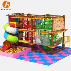 10대 고급 실외 놀이터 장비(슬라이드 및 로프 네트워크 등반 포함)