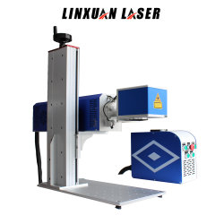 20With30With50W macchina della marcatura del laser della fibra/CO2/UV/Green per metallo ed il metalloide