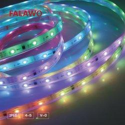 Водонепроницаемой силиконовой светодиодный индикатор Tape неоновых ламп на Рождество тема украшения