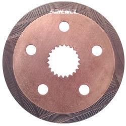 마찰식 디스크 마찰 플레이트 트랙터 Copper Bronze 기반 재질