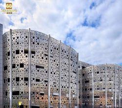 Keenhai decoración exterior de aluminio Material de construcción de muros cortina (KH-CW-81)