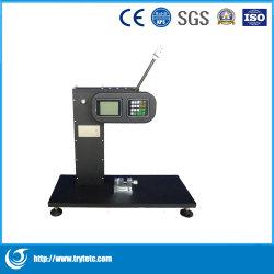 Máquina de ensayo de resistencia al impacto Izod/instrumentos de laboratorio