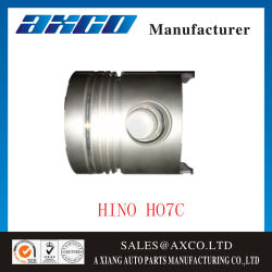Parte automática do pistão para o Hino Ho7d/Jo8CT Ho7c