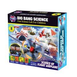 Модель самолета для творчества для детей Craft комплект в самолете