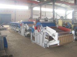 Текстильный хлопка отходов одежды открытия / резки / перерабатывающая установка
