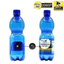 ポータブル FHD1080p ボトルカメラ飲料水ミニボトルビデオカメラビデオ 録音 CAM