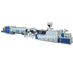 Línea de producción de tubería de PVC precio de fábrica maquinaria para el tubo de drenaje
