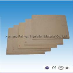 Materiais Elétricos Pressboard Ransformer isolantes de laminação de cartão