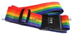 Липкие багажа Tag петлю ремешка мягкий крюк и петля ткань ленту ремня безопасности водителя