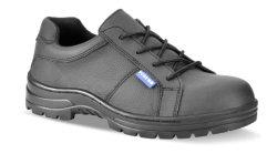 안전 단화는 사무실 안전 신발 가죽 안전 단화 갑피를 도매한다