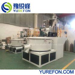 PVC plástico mezclador de alta velocidad / Mezclador