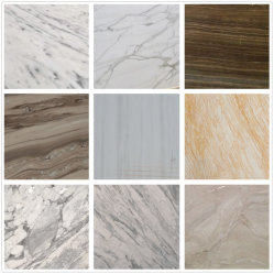 China Natural Grey White Black Yellow Silver Beige Limestone Green Marble For Wall Table Countertop Floor Badkamer Keuken