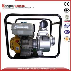 Kp20g 2pulgadas 50 mm de la gasolina bomba de agua para riego agrícola
