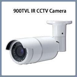 Camera van de Kogel van de Veiligheid van kabeltelevisie van het toezicht 900tvl CMOS Varifocal de Waterdichte IRL