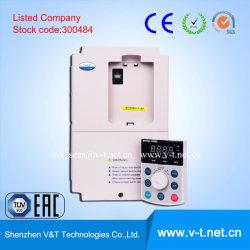 V&T E5-H CE 인증 3ph 속도 가변형 속도 AC 드라이브 강력한 센서 무취 벡터 컨트롤 3.7 - 7.5kw-HD