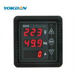 Gv23 AC Voltmeter van de Meter van het Comité van het Voltage de Digitale Gv23