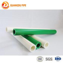 水交通機関の管および管付属品Pn20 25の熱く、冷水のためのプラスチック合成物PPRの管