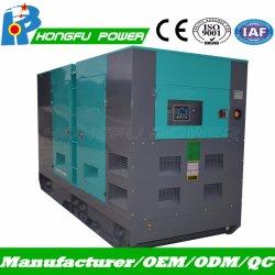 125 ква, 138 ква электрического водяного охлаждения Silent генераторах Cummins Power генераторах