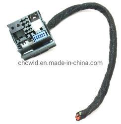 Жгут проводов головки блока аудиосистемы кабелем разъем 09 для Audi A4 B8 подлинной - 3b7 035 444