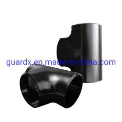 ASME B16.9 da conexão do tubo sem costura redutores excêntrico de Soldadura
