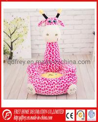 プラシ天のおもちゃの着席動物のクッションの椅子の新しい到着