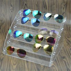 Het AcrylOogglas van de Bovenkant van de lijst/Glazen/Zonnebril/Eyewear/Optische Vitrine