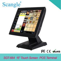 Touch Screen Positions-Systems-Registrierkasse der Gaststätte-15inch